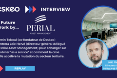 [REPLAY] The Future of Work by PERIAL Asset Management