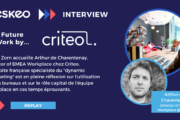 [REPLAY] The Future of Work by Criteo