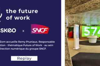 [REPLAY] The Future of Work by SNCF